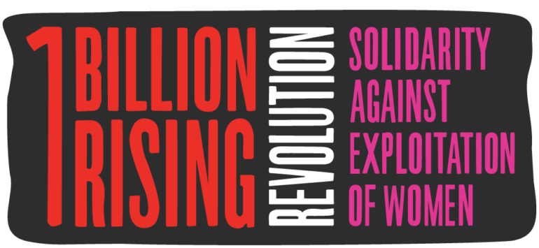 AUSER ADERISCE A 'ONE BILLION RISING'