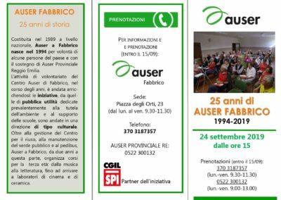 Festa per i 25 anni di Auser Fabbrico dépliant.pub ok ultimo(1)_page-0001