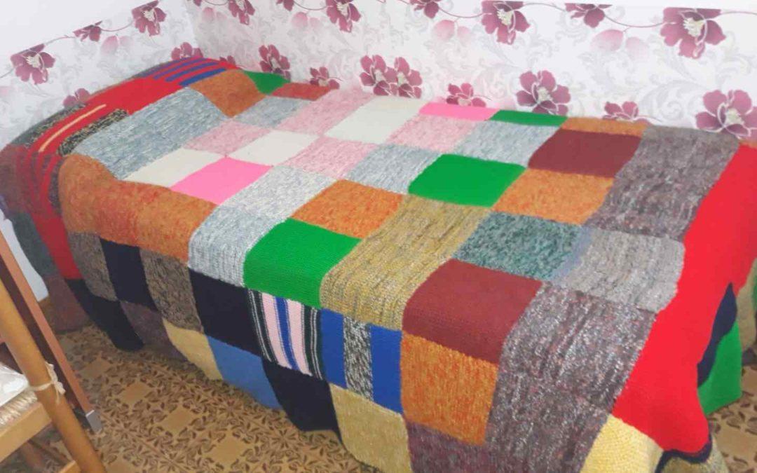 UNA COPERTA CI UNISCE: le prime coperte sono state donate alla Casa di accoglienza per le donne vittime di tratta