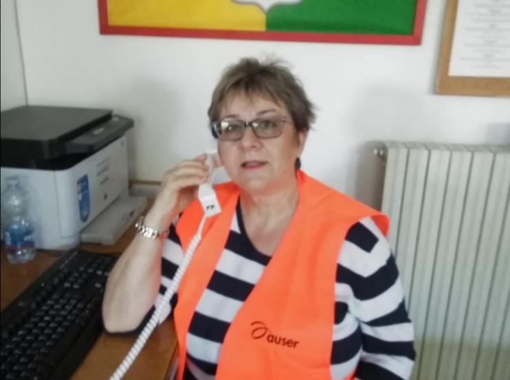 Cavriago: prosegue l'attività di Telefono amico Auser