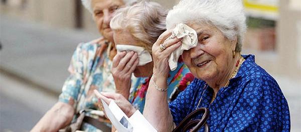 EMERGENZA CALDO: riparte oggi il progetto di vicinanza telefonica agli anziani nei mesi estivi per sconfiggere caldo e solitudine