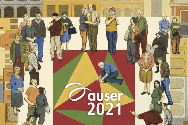 Arrivate le tessere Auser 2021: al via la campagna iscrizioni