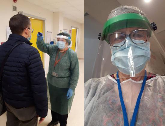 Covid-19: Auser monitora gli accessi alle strutture sanitarie