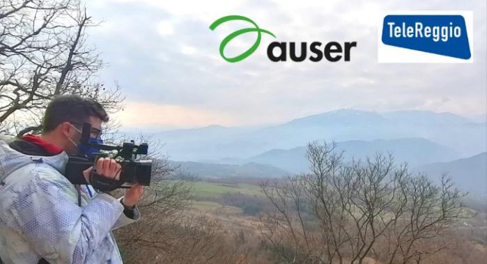 """Inaugurano le rubriche TV: """"A spasso con Auser"""" e """"Italians"""""""
